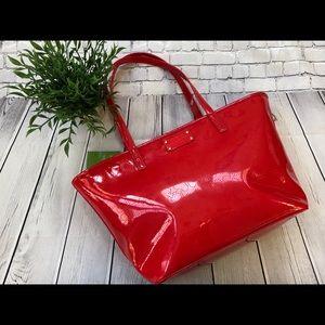 Kate Spade Metro Spade Tote Bag (Small Harmony)